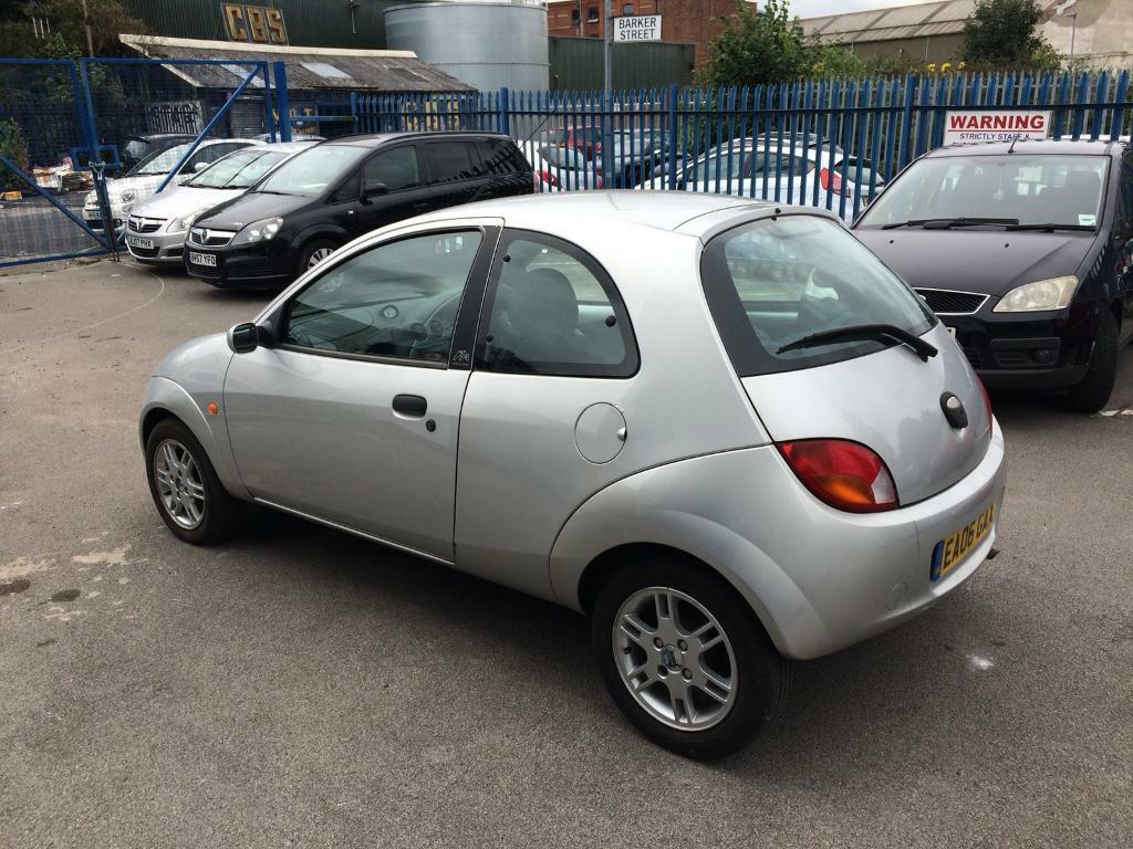 Petrol Low Mileage Ford Ka Long Mot