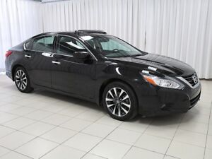 2017 Nissan Altima SV SEDAN with sunroof!!