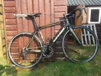 Vitus Venon carbon road bike 55cm