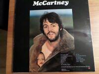 VINYL LP Paul McCartney, McCartney Vinyl LP, Gatefold 1st Issue, Apple PCS 7102 UK 1970 £35