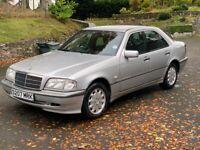 Mercedes-Benz, C CLASS, Saloon, 1998, Other, 1799 (cc), 4 doors