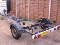 fletcher boat trailer for 17/18 ft boat
