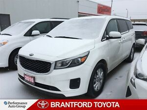 2016 Kia Sedona LX+, Plus, Carproof Clean, Balance of 5 Year/ 10