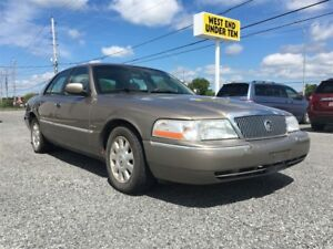 2003 Mercury Grand Marquis 4Dr Sedan LS
