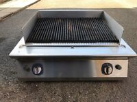 Electrolux Gas Grill. Lava stones included. Used for 5 months only.