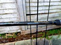 2 X Daiwa Infinity - X Inline Graphite Carp Rods