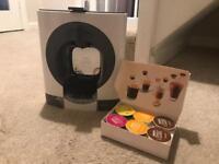 dolce gusto oblo krups coffee machine