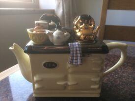 Teapottery aga teapot