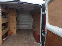 Works van but no longer needed