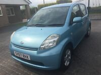 \\\ 07 DAIHATSU SIRION SE ,, AUTO ,, ONLY 62K \\\ IST CLASS CONDITION £1999 ,