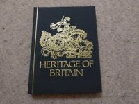 HERITAGE OF BRITAIN READERS DIGEST HARDBACK / HARDCOVER BOOK