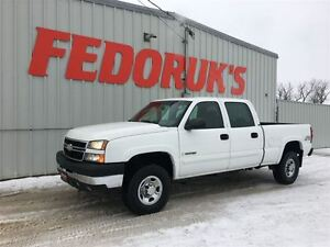 2006 Chevrolet SILVERADO 2500HD LT Package ***FREE C.A.A PLUS FO