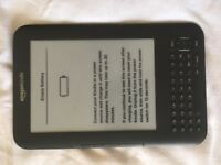 Amazon Kindle 3rd Generation
