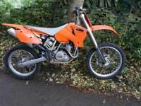 KTM 450 2003 sx