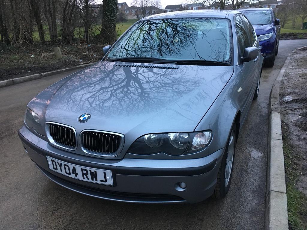 BMW 325i SE 4Door Saloon 2004