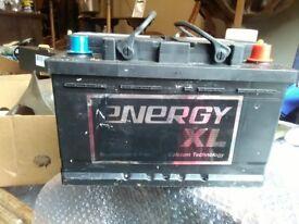 12v battery brand new