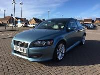 Volvo C30 SE Sport Diesel, 58000 Miles, 6 Speed, 1 Years Mot