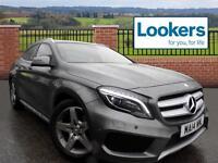 Mercedes-Benz GLA Class GLA220 CDI 4MATIC AMG LINE PREMIUM PLUS (grey) 2014-03-19