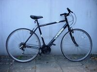 Mens Hybrid/Commuter Bike by Apollo, Black, Great Condition, JUST SERVICED / CHEAP PRICE!!!!!!!!!!!!