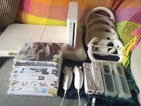 **FOR SALE** Nintendo Wii + Accessories + Games!