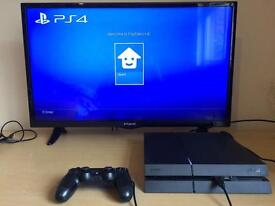 PS4 as new
