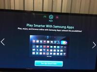"""Samsung 60"""" Smart plasma tv ps60f5500"""