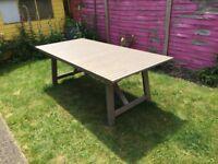 IKEA Sundero outside table
