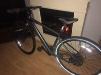 Implicit 2016 hybrid bicycle