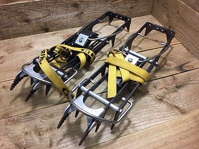 Grivel 12 Point Step in Crampons