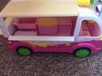 Shopkins Ice Cream Van