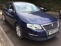 VW PASSAT 2.0 TDI SE, MOT JULY 2017