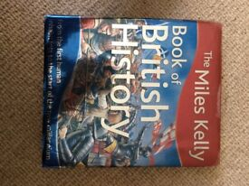 Kids British History encyclopedia v. good condition