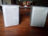 Silva Electronics mini speakers