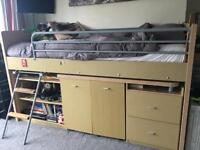 Cabin bed. Bargain price to clear!!