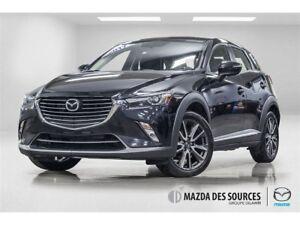 2017 Mazda CX-3 GT (AWD)!BAS KM!*CUIR,TOIT OUVRANT*
