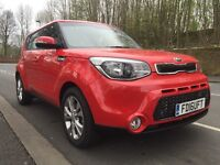 KIA SOUL 1.6 CRDI CONNECT 2016/16 5 DOOR HATCHBACK