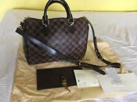 Louis Vuitton Speedy bandouliere 30 Handbag