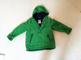 Boys mini Boden coat
