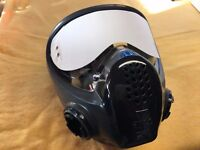 ARCO ESSENTIALS FULL FACE RESPIRATOR / GAS MASK LARGE