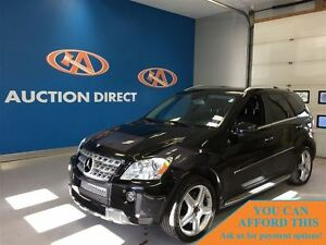 2011 Mercedes-Benz M-Class ML550, NAV, BLUETOOTH, BACK UP CAM, H
