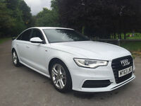2013 63-Plate Audi A6 2.0 tdi S-Line Edition - Like NEW!! **ONLY 21K Mls** Not Black Edition