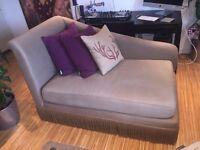 Contemporary Chaise Lounge Sofa by Nicholas 'Nicky' Haslam