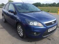 BARGAIN! Ford Focus full years MOT, no advisories, awaiting valet