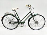 Vintage Ladies Dawes Town bicycle