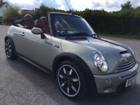 MINI 'SIDE WALK' LIMITED EDITION Convertible