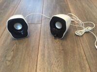 Logitech desktop speaker set