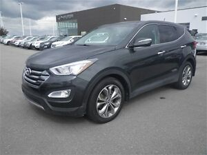 2013 Hyundai Santa Fe SE: 2.0turbo Full Sunroof Leather Camera