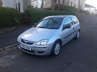 Vauxhall Corsa 3dr - Spares or Repairs