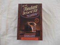 Fondant Desert Kit, Lakeland, New, 6 Silicone Moulds, 1 Silicone tray. Instruction Manual