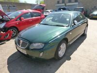 ROVER 75 - CE04UEU - DIRECT FROM INS CO